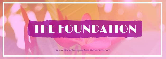 Abundance Strategies - The foundation
