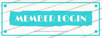 Abundance Strategies Member LOGIN
